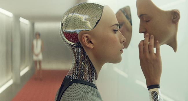 Ex Machina indie movie