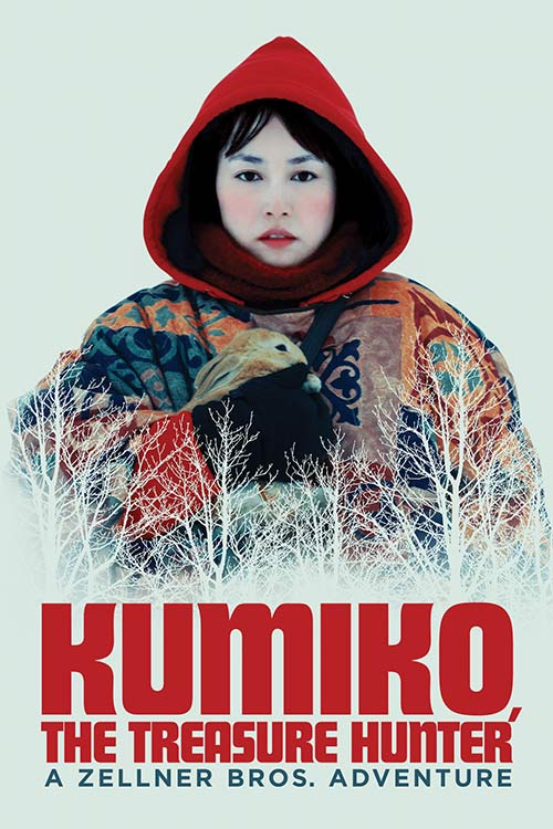 Kumiko, The Treasure Hunter poster art