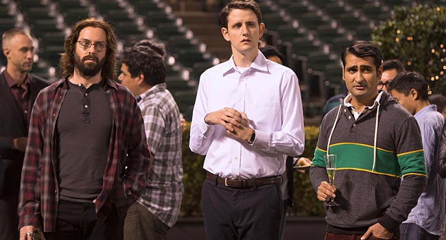Silicon Valley Martin Starr Zach Woods