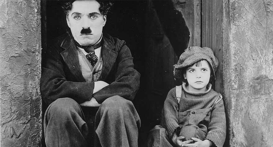 The Kid 1921 movie