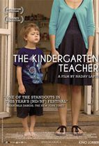 The Kindergarten Teacher movie poster