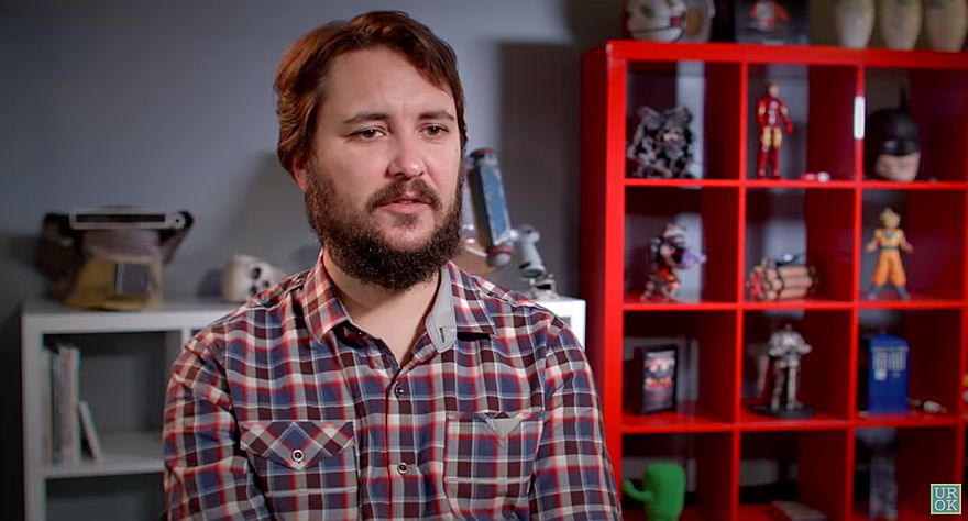 Watch: Wil Wheaton Gets Real About His Anxiety and Depression for UROK