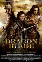 Dragon Blade movie poster