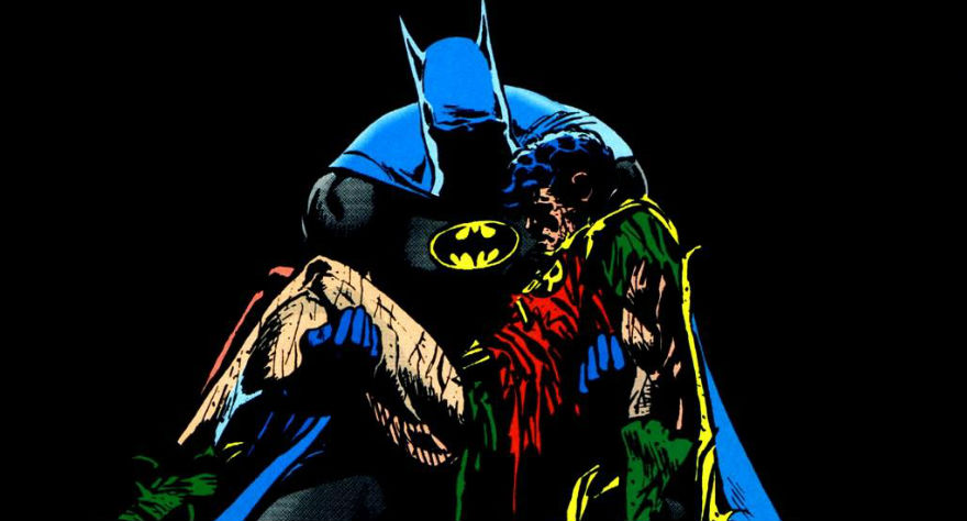 Batman, Robin Hood and the Death of Classical Heroism