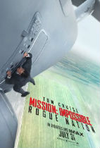 Mission: Impossible – Rogue Nation movie poster