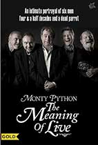 Monty Python: The Meaning of Live (Fantasia Review) movie poster