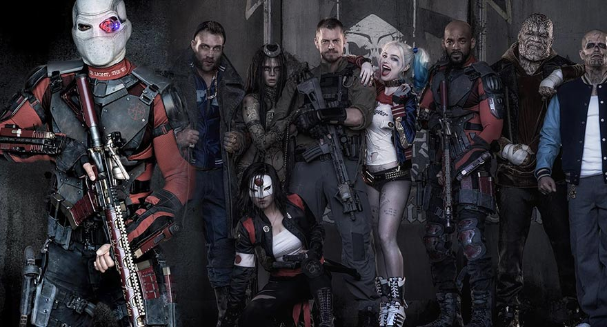 WATCH: Finally, a 'Suicide Squad' Trailer