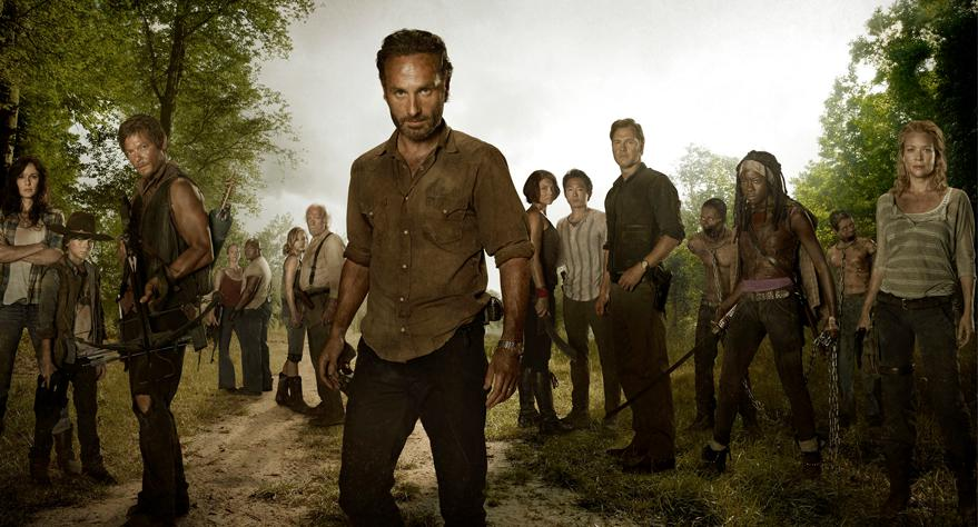 Comic-Con: What's Ahead for 'The Walking Dead'