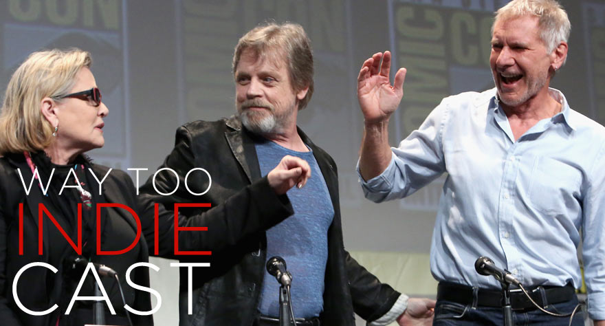 Way Too Indiecast 28: 'Ant-Man,' Comic-Con Recap