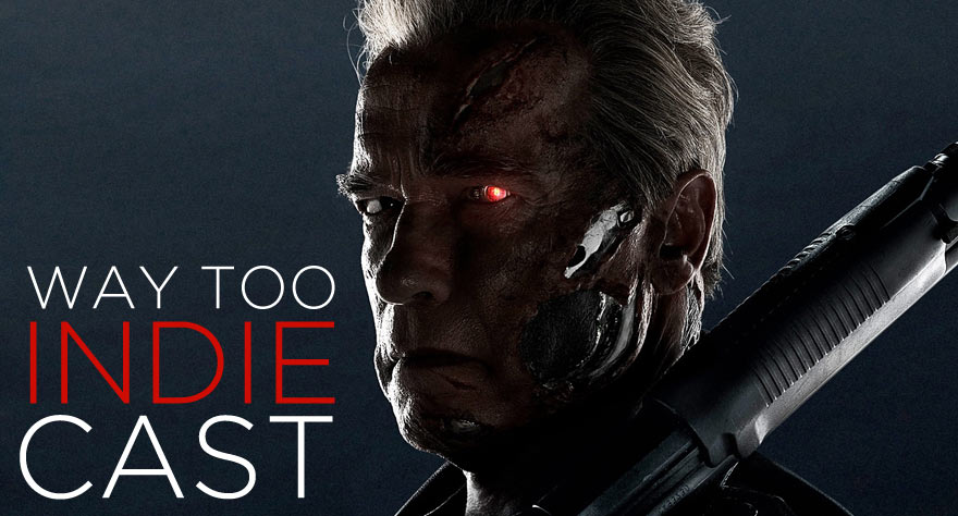 Way Too Indiecast 26: 'Terminator: Genisys' and Favorite Gun Movies