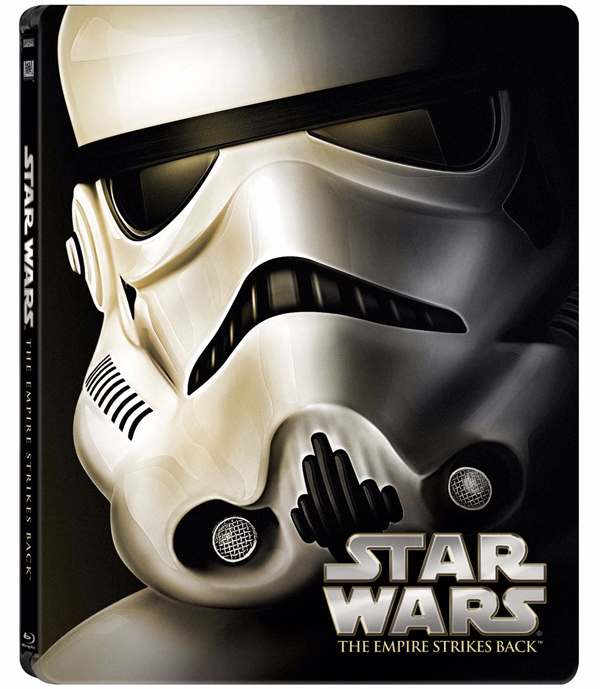 Empire Strikes Back Steelbook