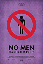 No Men Beyond This Point movie poster