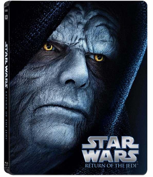 Return of the Jedi Steelbook