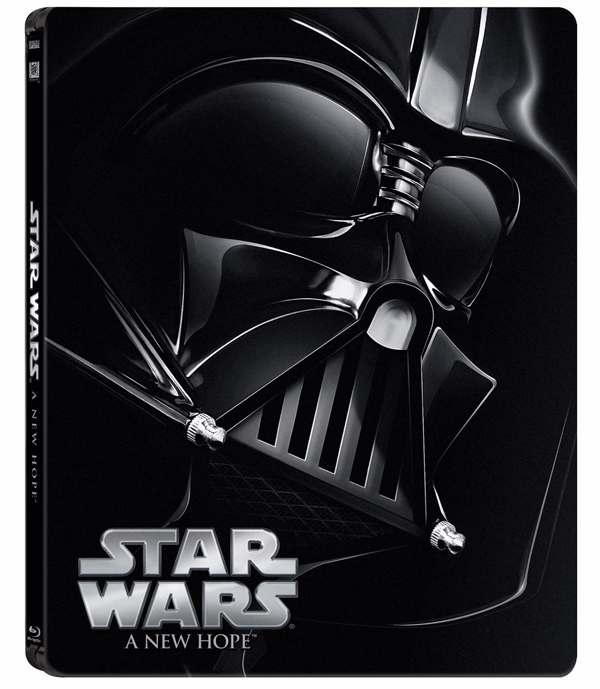 Star Wars A New Hope Steelbook