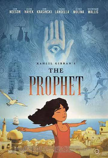 The Prophet 2015 movie poster