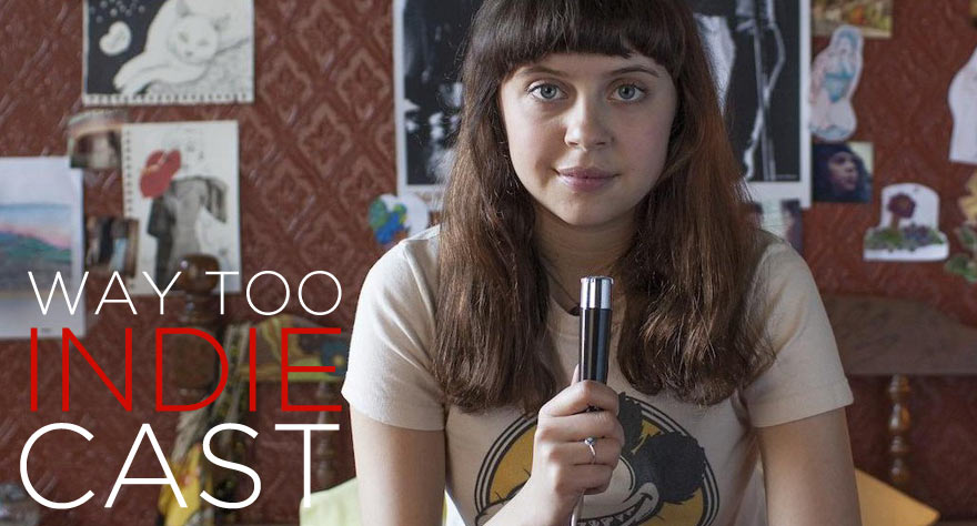 Way Too Indiecast 32: Marielle Heller, Bel Powley, 'The Diary of a Teenage Girl'