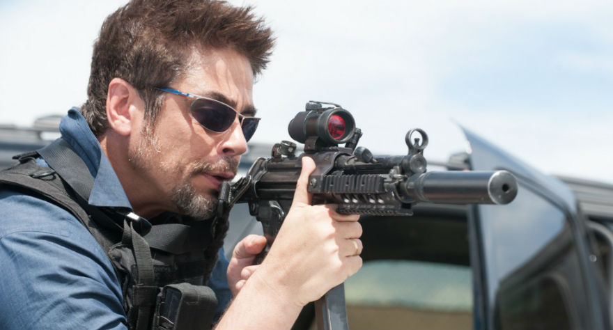 Sicario 2015 movie