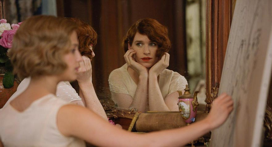WATCH: Eddie Redmayne Goes For Back-to-Back Oscars in 'The Danish Girl'