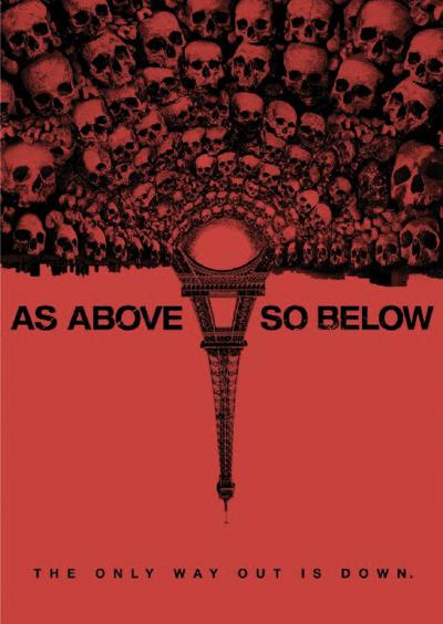 As Above, So Below movie cover
