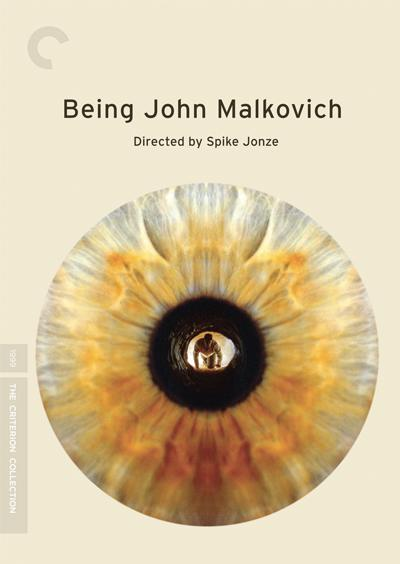 Being John Malkovich movie cover
