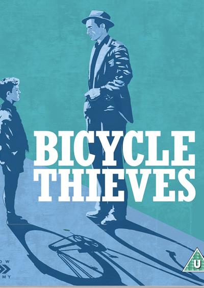 Bicycle Thieves movie poster