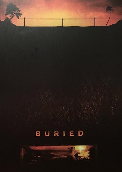Buried movie cover