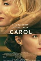 Carol (NYFF Review) movie poster