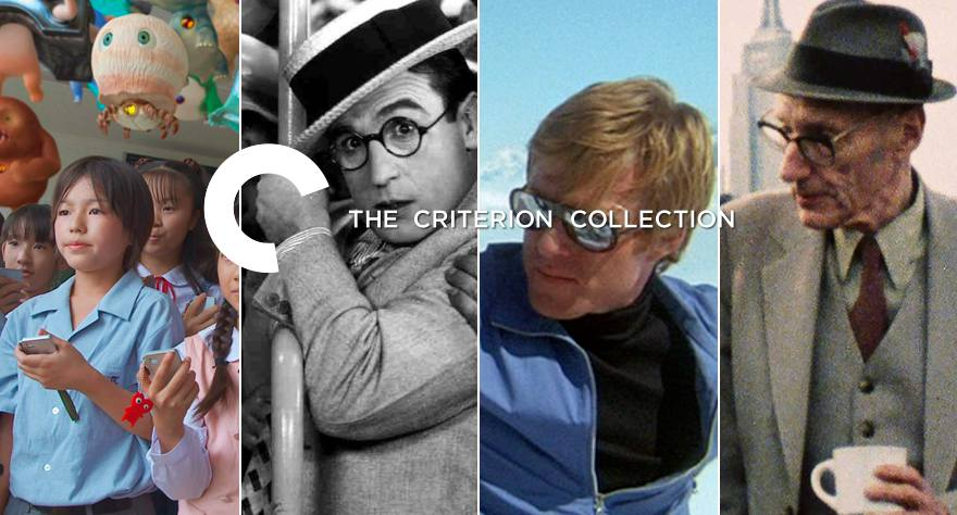 Criterion Collection December 2015 Releases Include 'Speedy', 'Downhill Racer'