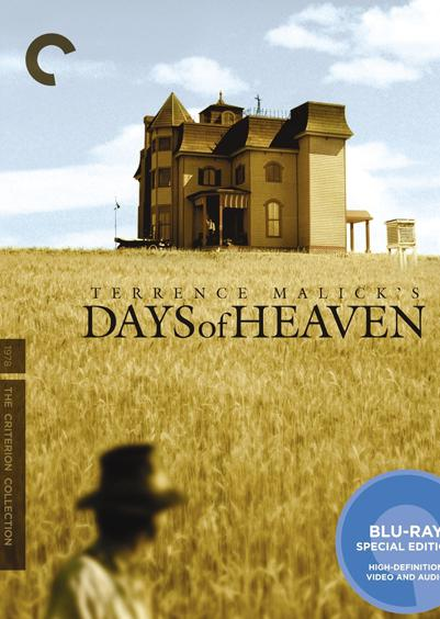 Days of Heaven movie cover 2015