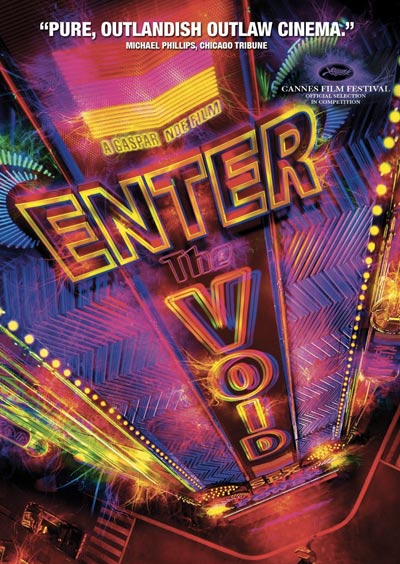 Enter the Void movie cover