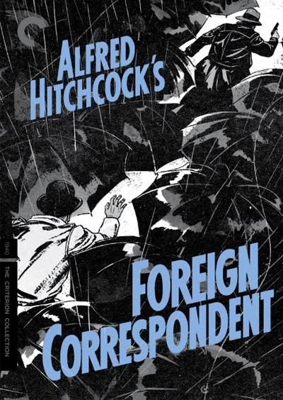Foreign Correspondent movie cover