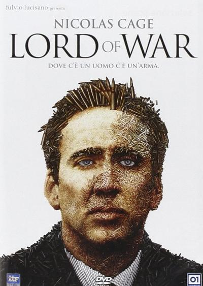 Lord Of War movie cover