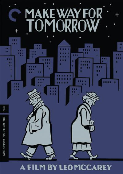 Make Way For Tomorrow movie cover