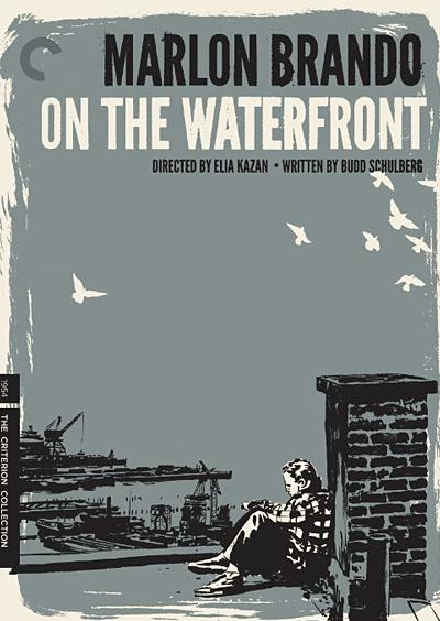 On The Waterfront movie cover