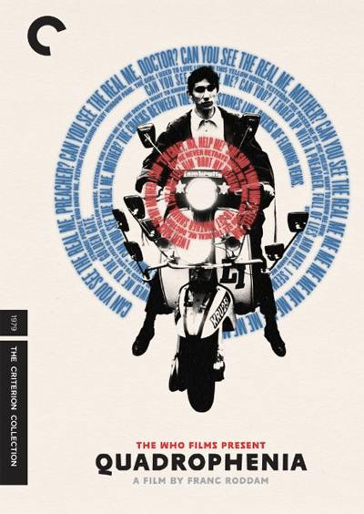 Quadrophenia movie cover