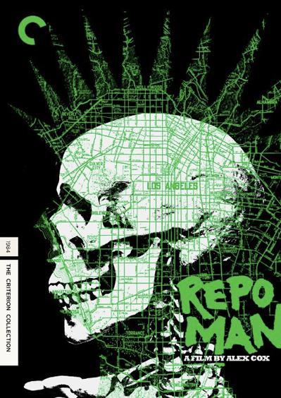 Repo Man movie cover