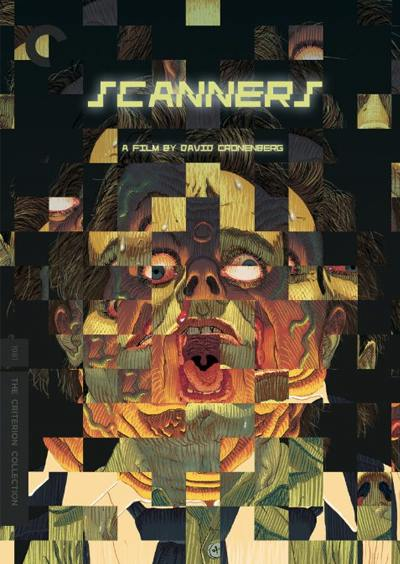 Scanners movie cover