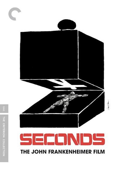 Seconds movie cover