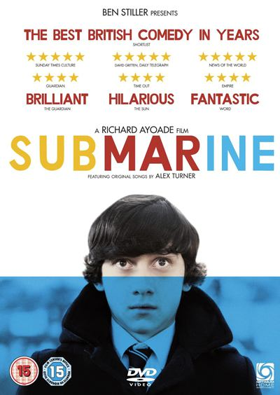 Submarine movie cover