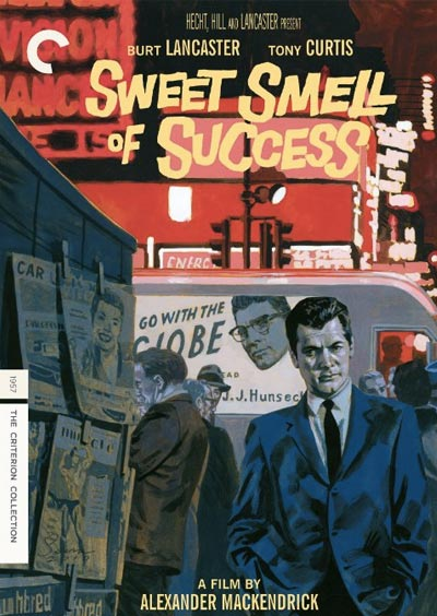 The Sweet Smell of Success movie cover