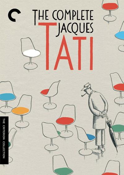 The Complete Jacques Tati movie cover