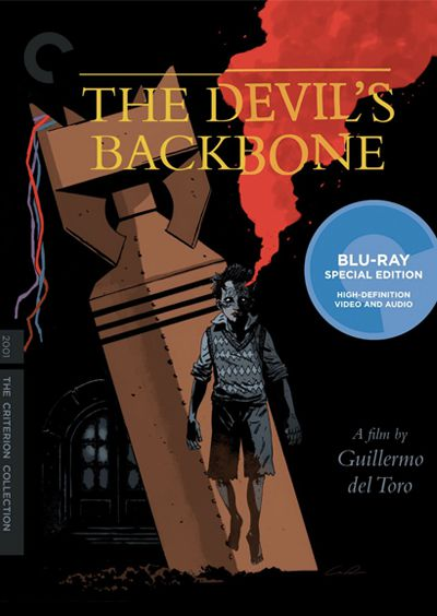 The Devil's Backbone movie cover