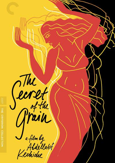 The Secret of the Grain movie cover