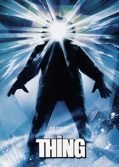 The Thing movie cover