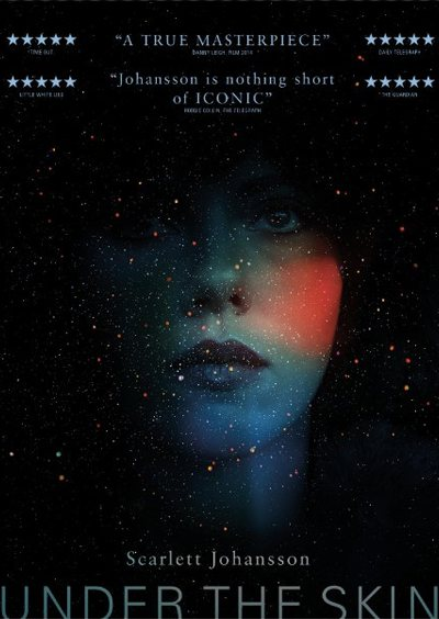 Under the Skin movie cover