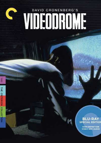 Videodrome movie cover