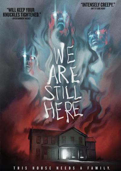 We Are Still Here movie cover