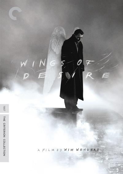 Wings of Desire movie cover
