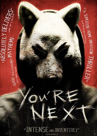 You're Next movie cover