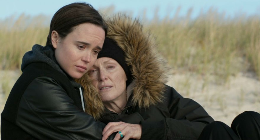 Ellen Page and Julianne Moore On 'Freeheld'